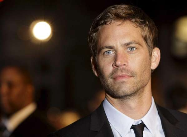 Paul Walker arrives for the UK premiere of