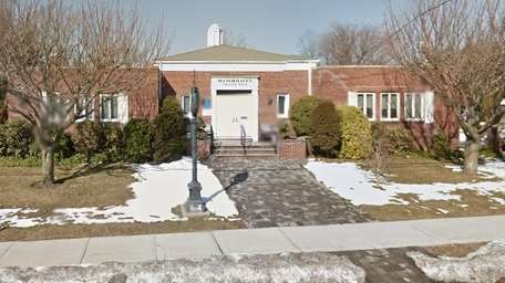 A Google street view image of the Manorhaven