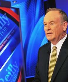 Fox News host Bill O'Reilly, seen on Dec.