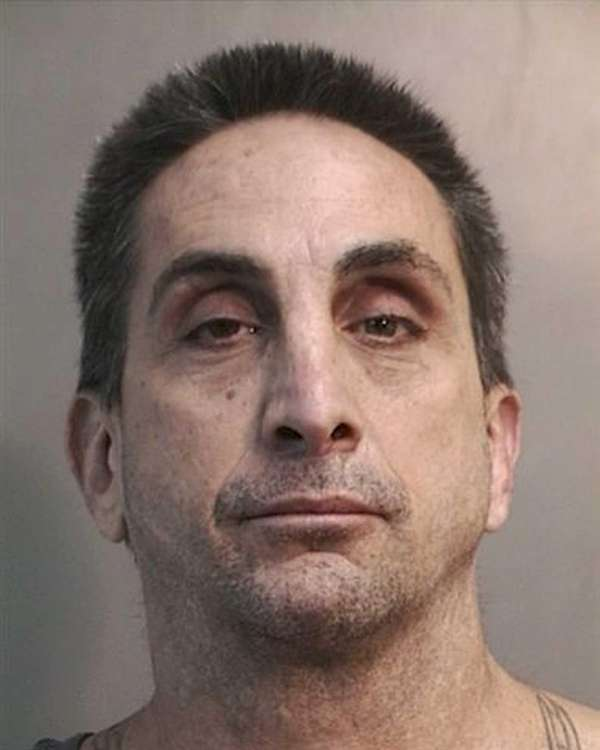 Adam Halpern, 50, was arrested Saturday, March 22,