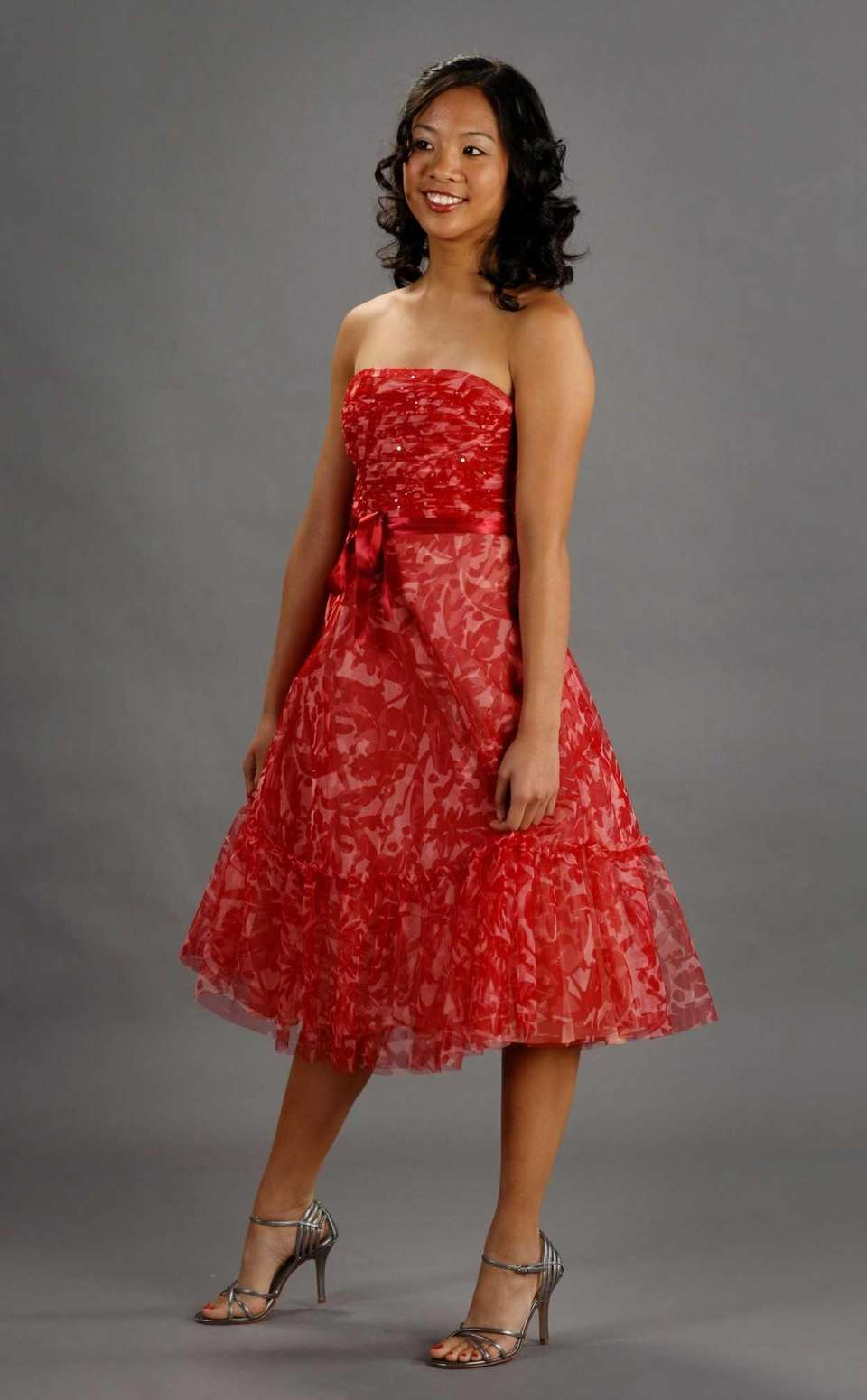 Bianca Velayo, the winner of Project Prom 2006.