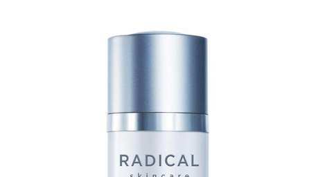 Radical Skincare's new Eye Revive Creme with soothing