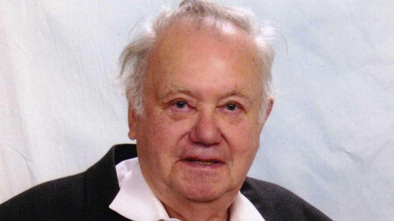 Wolfgang Karl Thoma, a cabinetmaker from Huntington, has