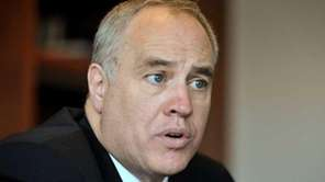 Comptroller Tom DiNapoli says he expects a competitive