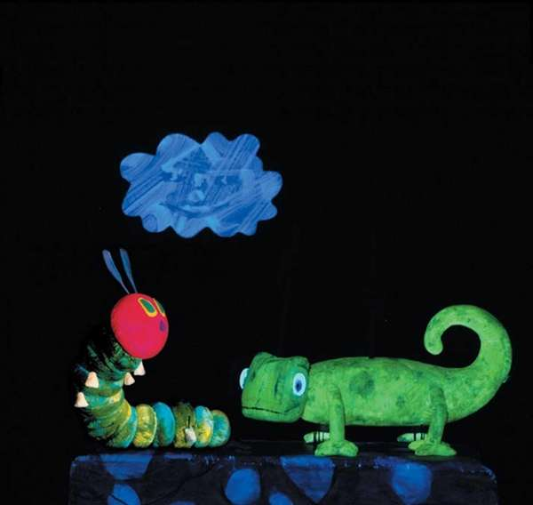 "See three Eric Carle favorites -- ""The Very"