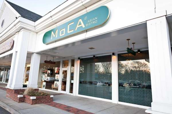 MoCA Asian Bistro, located in the Woodbury Village