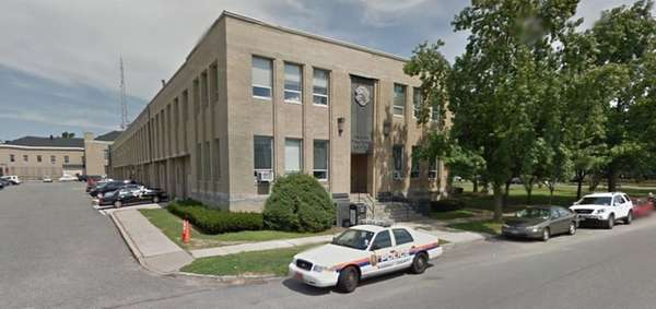 This file image shows the Nassau County Police