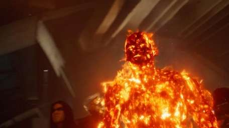 A scene from the second trailer for