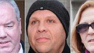 Five former employees of imprisoned financier Bernard Madoff