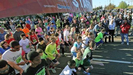 The 2014 Long Island Marathon weekend is set