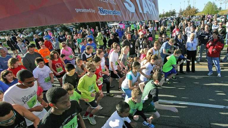 The 2014 Long Island Marathon weekend is set