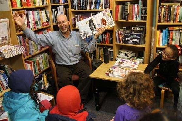 Children's book author Artie Bennett will be at