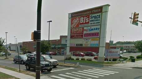 A Google street view image of the Quartermaster