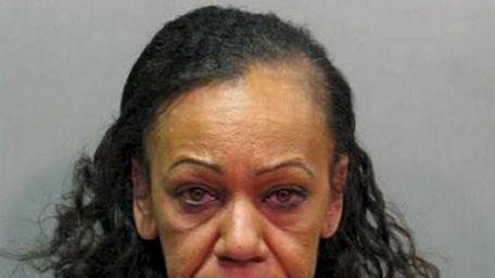 Patricia A. Hernandez, 45, of Baldwin, was arrested