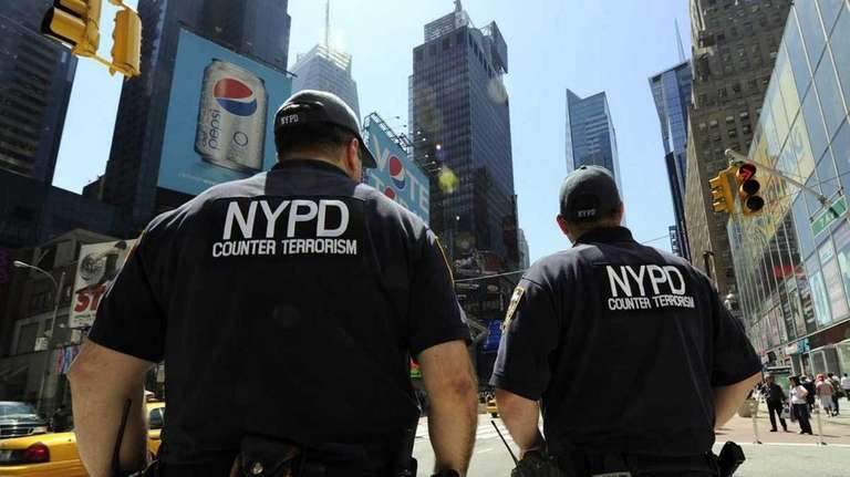 New York City Police Department Counter Terrorism Unit