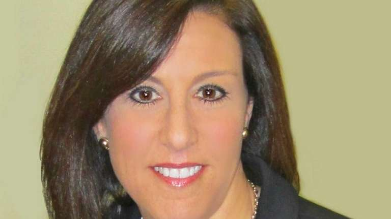 Renee Marquardt of Rockville Centre has been promoted