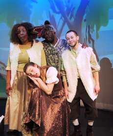 An autism-friendly performance of 'Aesop's Fables' is scheduled