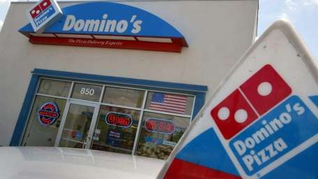 Six Domino's Pizza franchisees in New York State,