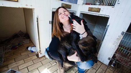 Joanne Contegiacomo, 41, a schoolteacher who lives in