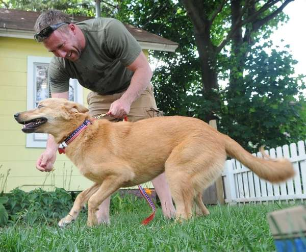 Guardians of Rescue helped Kevin Brady reunite with