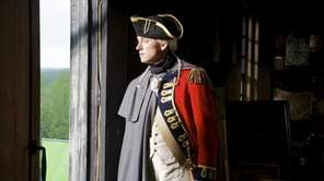 "JJ Feild stars as John Andre in ""Turn."""