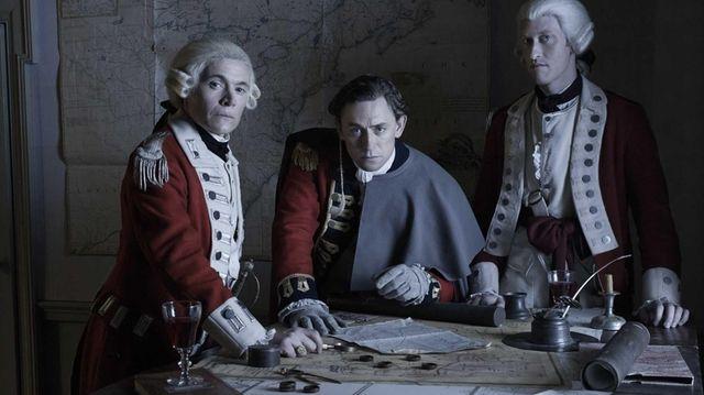 Major Hewlett (Burn Gorman), John Andre (JJ Feild)