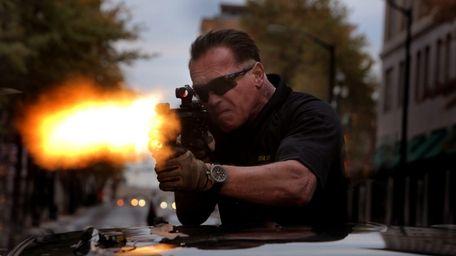 Arnold Schwarzenegger as Breacher in