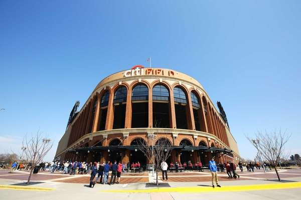 A general view of Citi Field before the