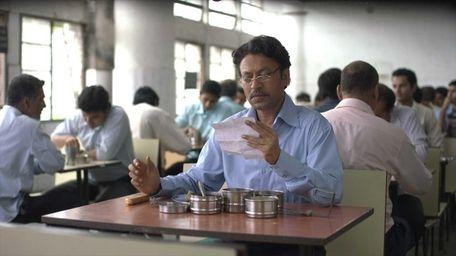 Irrfan Khan in