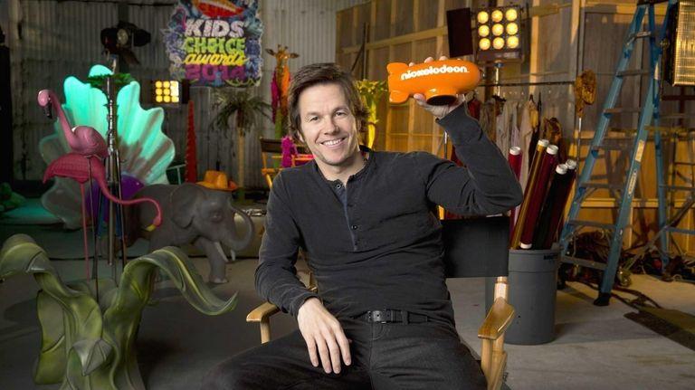 Mark Wahlberg will host Nickelodeon's 27th Kids' Choice