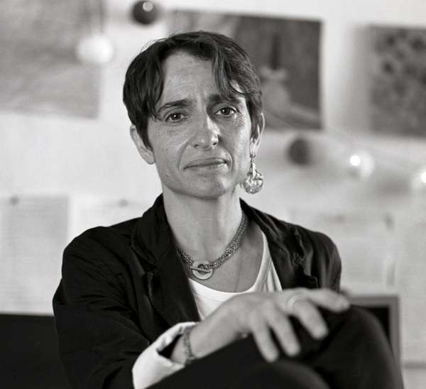 Russian-American journalist Masha Gessen, author of
