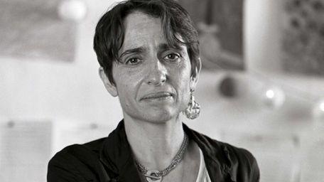 Russian-American journalist Masha Gessen, author of