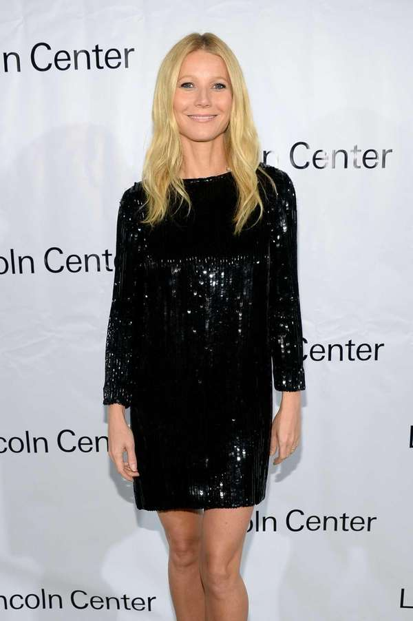 Gwyneth Paltrow attends the Great American Songbook event