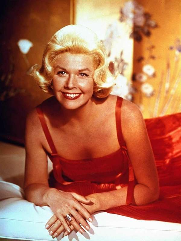 Doris Day, in 1962.