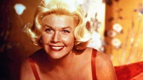 Doris Day, in 1962.