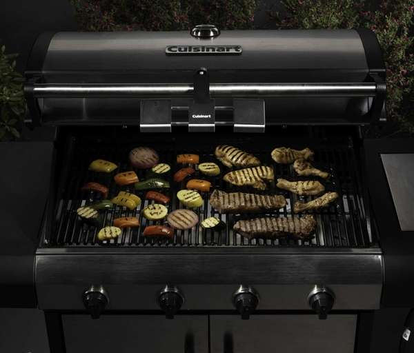 The Grilluminate Extending Grill Light by Fulham Group