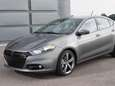 The lightweight 2014 Dodge Dart was a ball