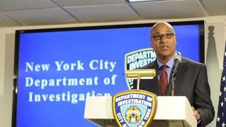Philip K. Eure is appointed the first NYPD