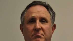 Edward Lucas, 59, of Great Neck, was arrested