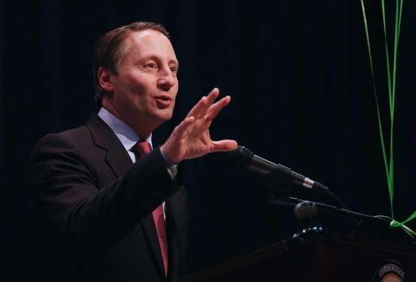 Westchester County Executive Rob Astorino, who has announced