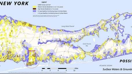 Only a third of Suffolk County has access