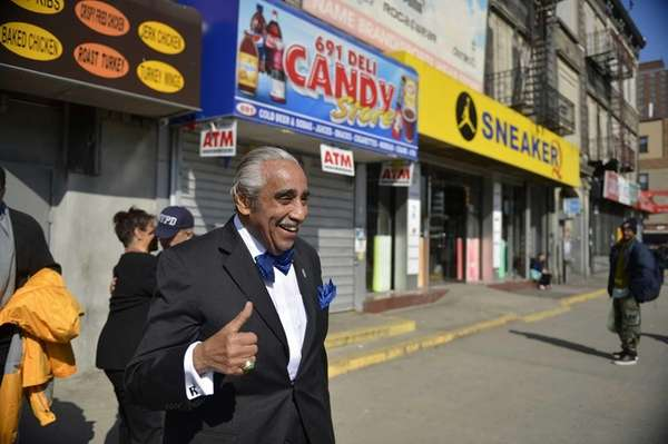 Charles Rangel, the U.S. Representative for New York's