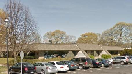 A Google street view of the Brookhaven Executive