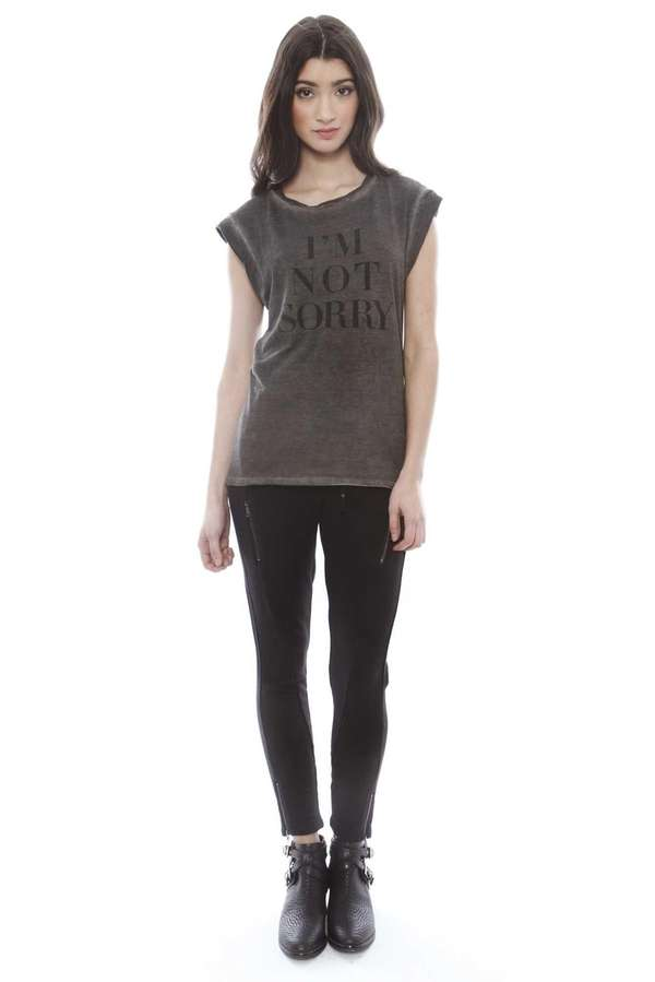 This muscle tee from Pam & Gela comes