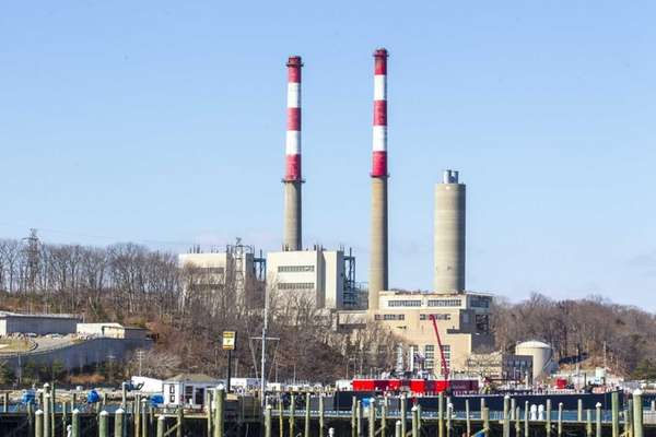 The Long Island Power Authority plans to demolish