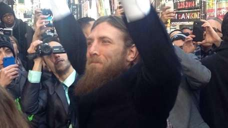Daniel Bryan joins in on the