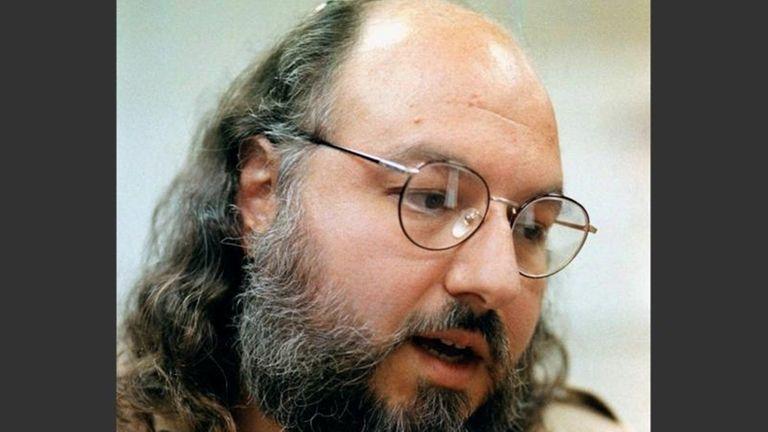 This May 15, 1998 file photo shows Jonathan
