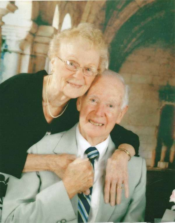 Catherine and William Powers of Terryville celebrated their