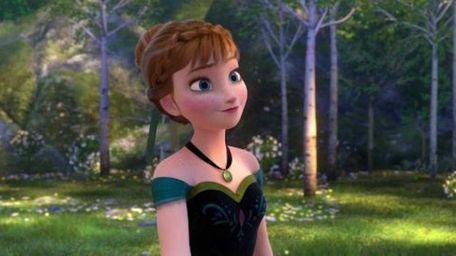 Released in 2013, Disney's