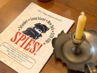 "A companion book for the exhibition ""Spies,"" which"